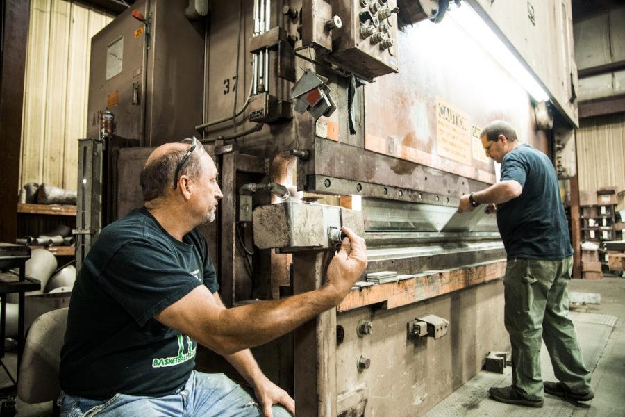 cross welding service